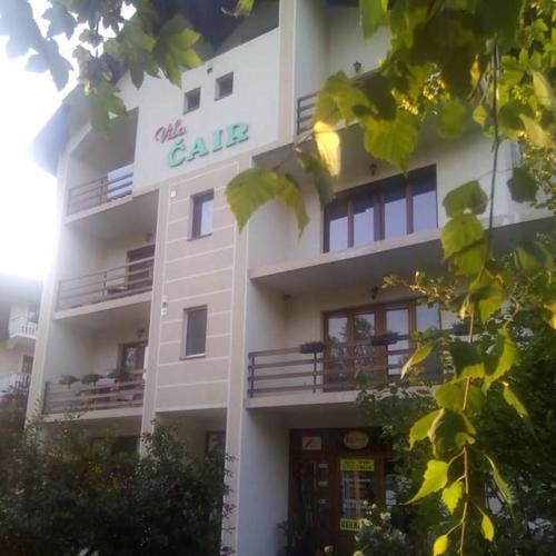 Vila Cair, Sokobanja
