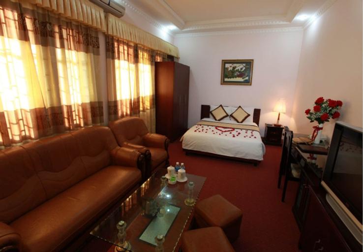 Vietnam Trade Union Hotel in Kim Boi, Kim Bôi