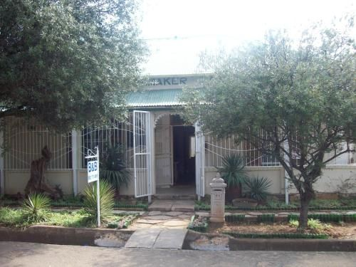 The Old Watchmakers Guest House, Xhariep