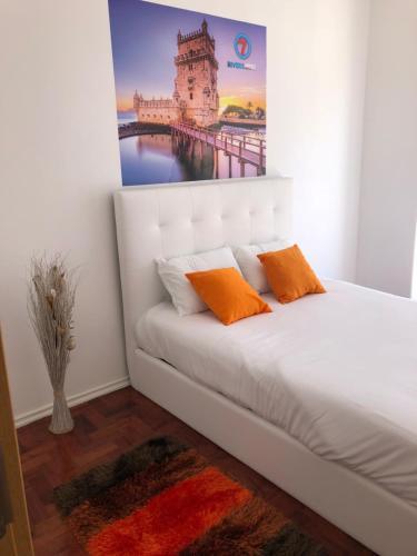 7 Rivers Hostel, Lisboa