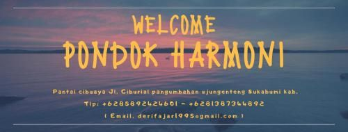 Pondok Harmoni, Sukabumi