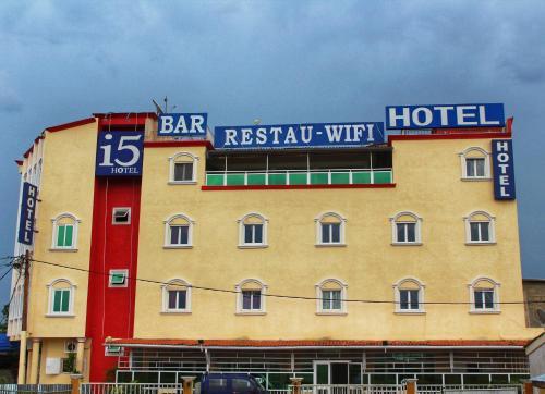 i5 Hotel Benin, Abomey-Calavi