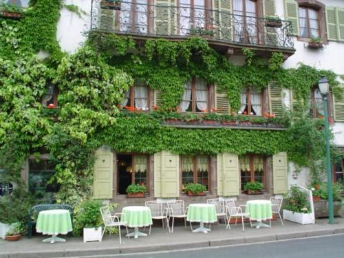 Hotel Restaurant Aux Trois Roses, Bas-Rhin