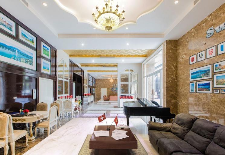 Léman Luxury Apartments, Quận 3