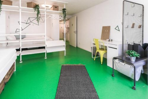 Designer Hostel (3B), Mannheim