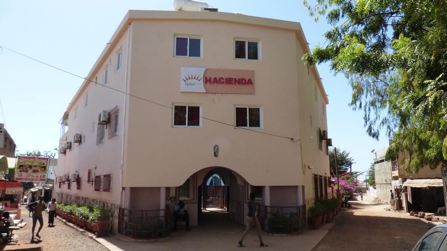 Hotel L'Hacienda, Mbour