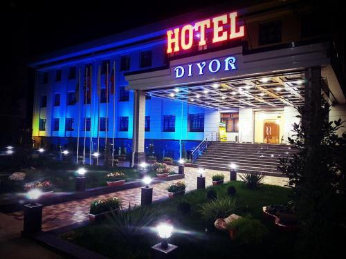 Diyor hotel, Toshloq