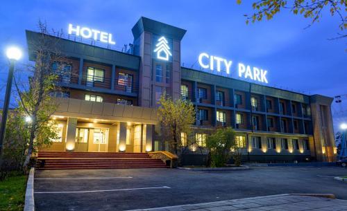 City Park Hotel, Ivolginskiy rayon