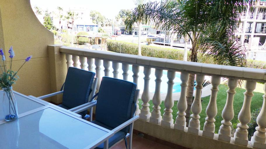 Apartamento Playasol F, Alicante