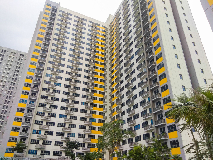 Strategic Location Studio Springlake Apartment, Bekasi
