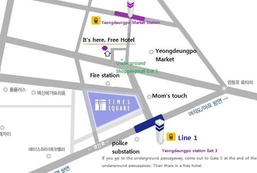 Free Hotel, Yeongdeungpo