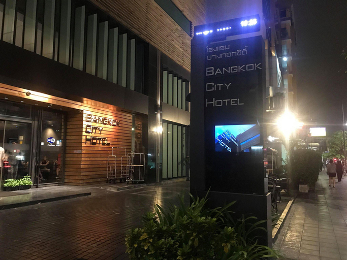 Bangkok City Hotel, Pathum Wan