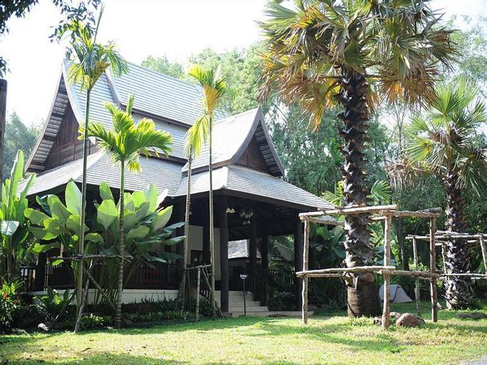 Sippa Hot Spring Resort, Doi Saket
