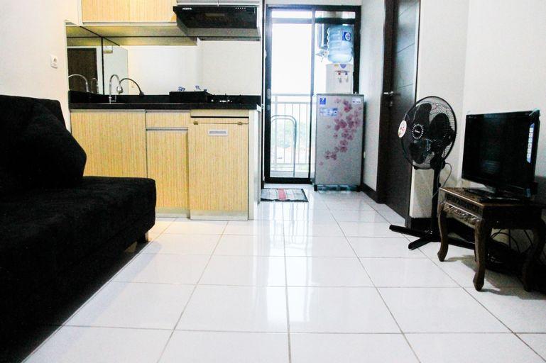 Basic 2BR Lagoon Apartment, Bekasi