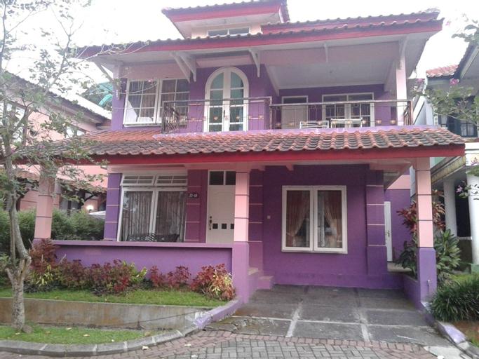 Kota Bunga J, Cianjur