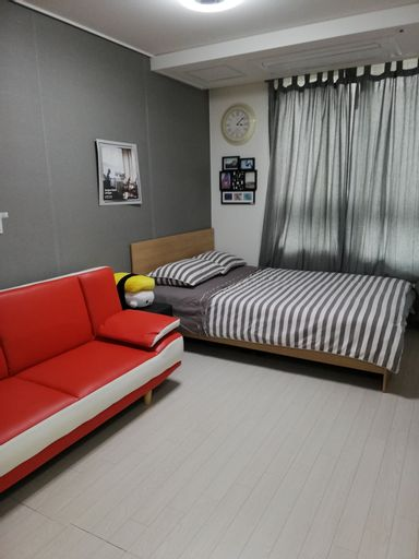 Hongik University Apartment, Seodaemun