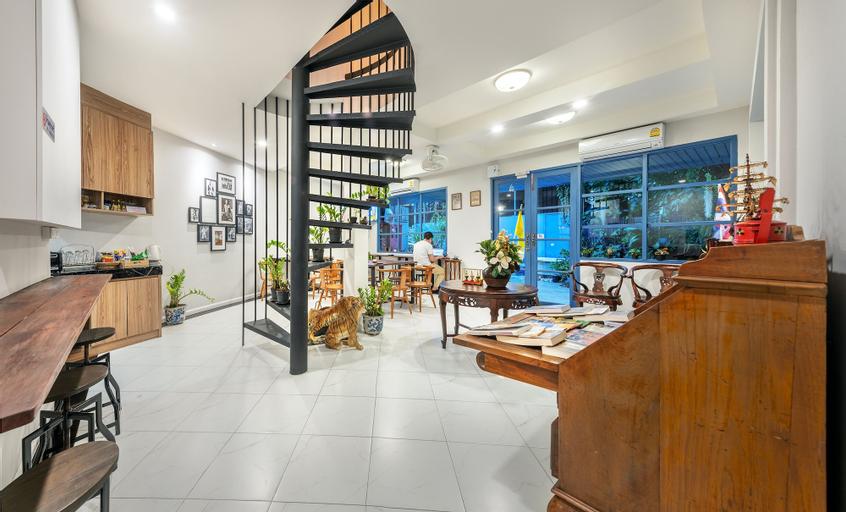 Visut House - Hostel, Pom Pram Sattru