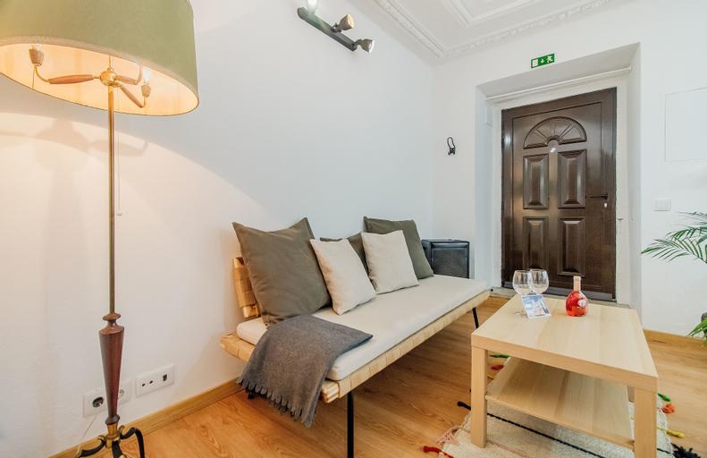 Alcântara Cozy Hideout Apartment, Lisboa