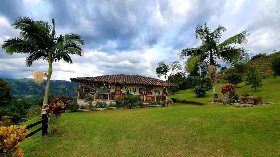Mirador Turistico Colina del Sol Hotel, Villamaría