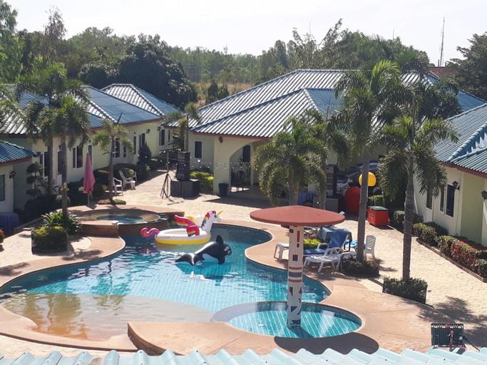 Ponderosa Resort, Bang Lamung