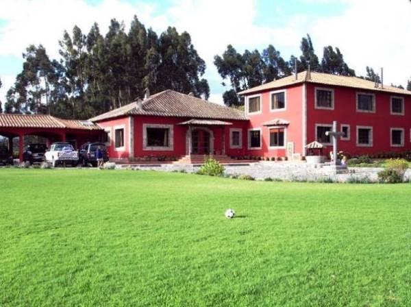 Hacienda Hato Verde, Latacunga