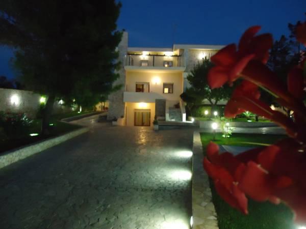 Villa Dafne, Bari
