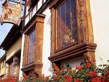 Hotel Restaurant Au Boeuf - Restaurant ouvert, Bas-Rhin