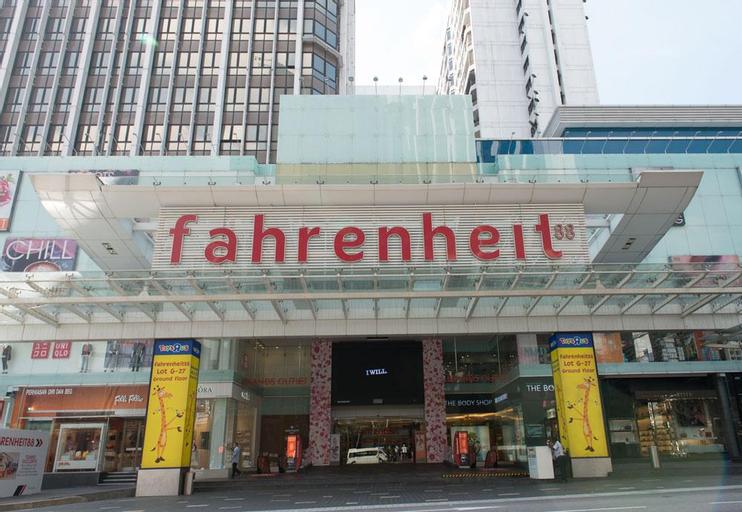 Fahrenheit Suites @ Bukit Bintang, Kuala Lumpur