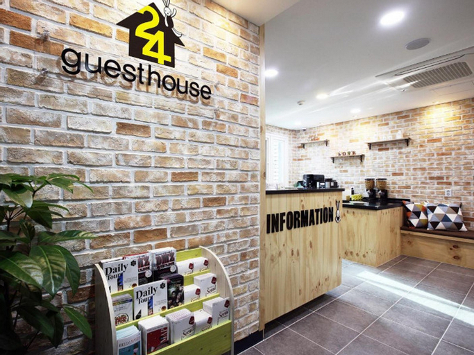 24 Guesthouse Myeongdong Avenue, Jung