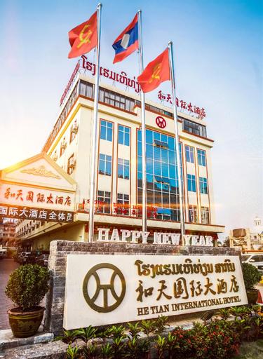 He Tian Hotel Vientiane, Sikhottabong