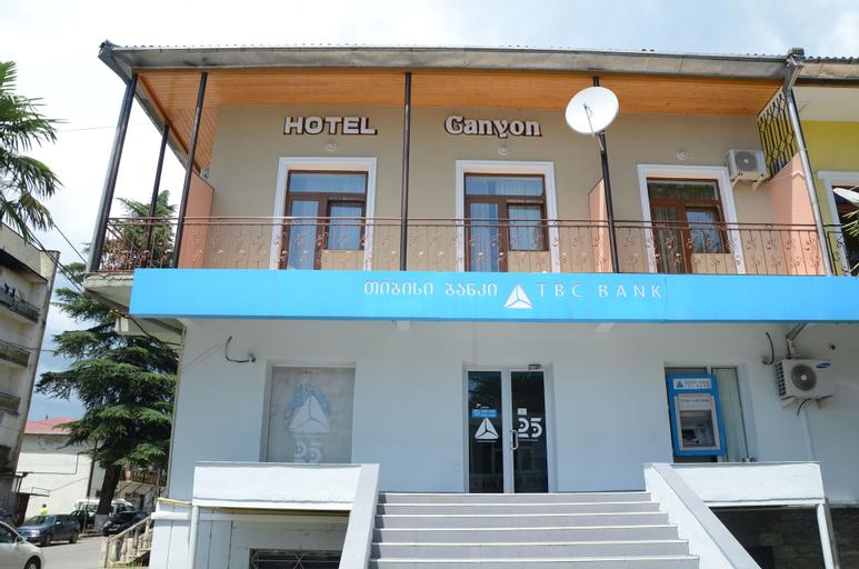 Canyon Hotel, Martvili