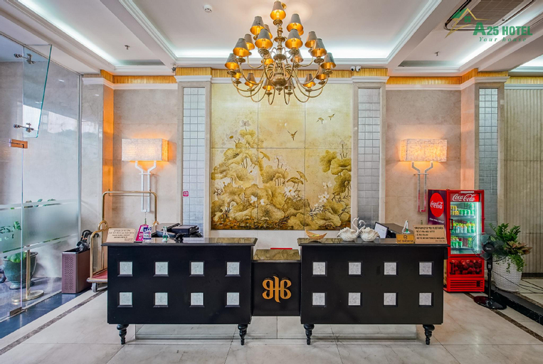 A25 Star Hotel - 06 Truong Dinh , Quận 3
