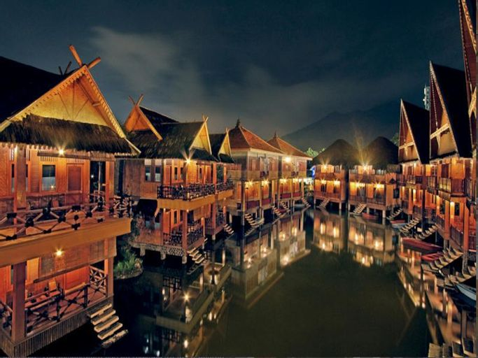 Danau Dariza Resort Hotel, Garut