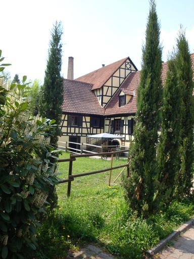 Maison d'hôte Alsace/Domaine du Moulin, Bas-Rhin