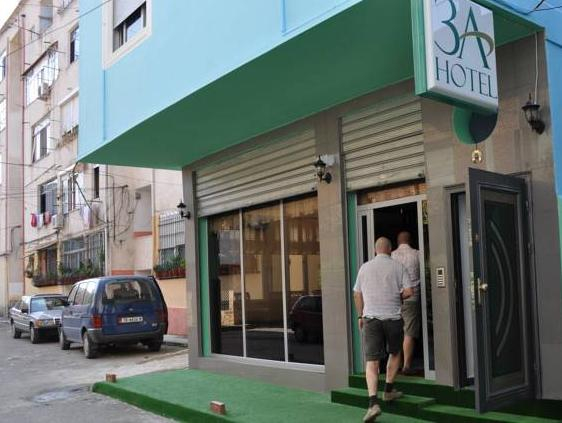3A Hotel, Tiranës
