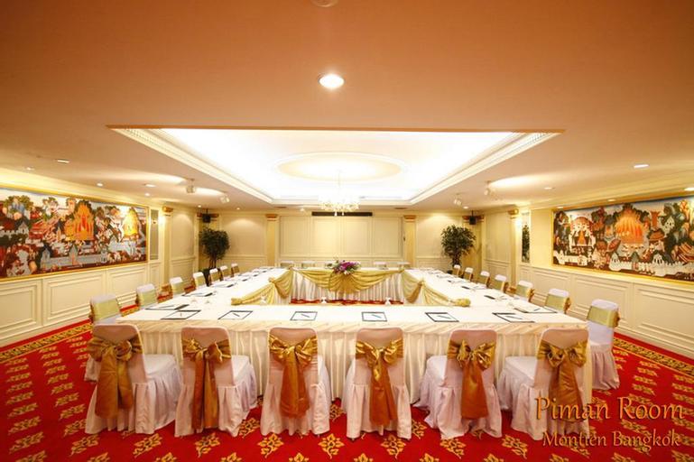 Montien Hotel Bangkok, Bang Rak