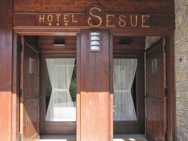 Hotel Sesue, Huesca