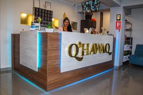 Hotel Sauna Qhawaq, Huancayo