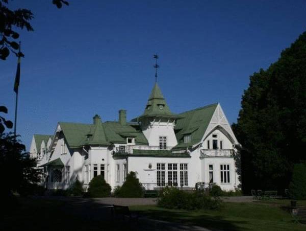 Villa Gransholm, Växjö