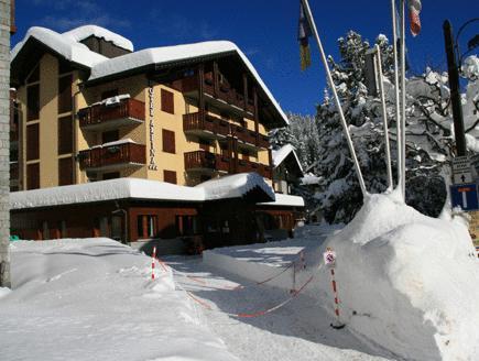 Hotel Alpina, Trento