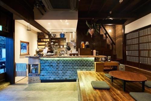 ちゃぶだい Guesthouse,Cafe&Bar, Kawagoe