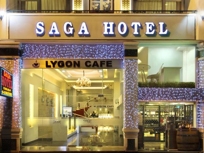 Saga Hotel, Quận 1