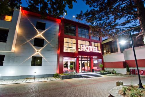 HOTEL ROMANTIKA, Haskovo