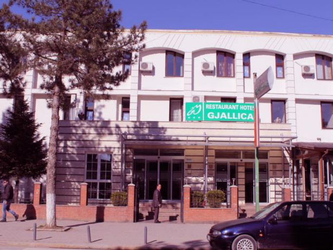 Hotel Gjallica, Kukësit