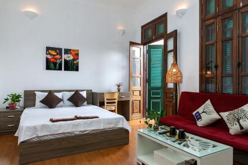 Tranquil apartment near Truc Bach lake Central Hanoi, Ba Đình