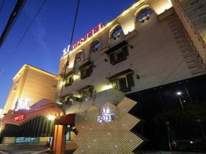M1 Motel Dongdaemun, Dong-daemun