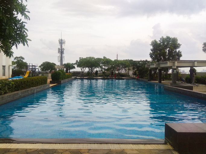 Best Price 2BR at Green Lake Sunter Apartment, North Jakarta