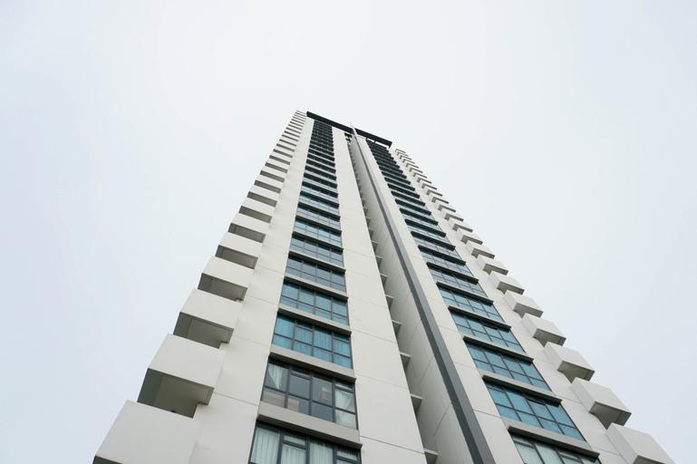 Comfy 1BR Veranda Residence Puri, West Jakarta