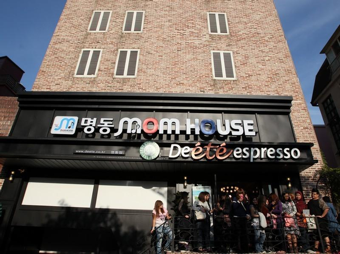 Myeongdong Mom House (Foreigners Only), Jung
