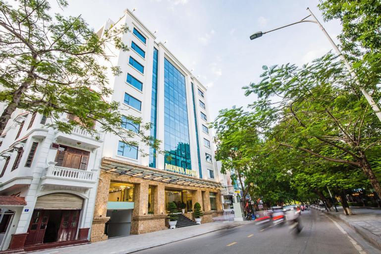 Menrva Hotel, Hồng Bàng